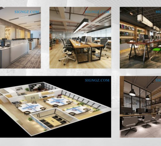 Office Space办公空间